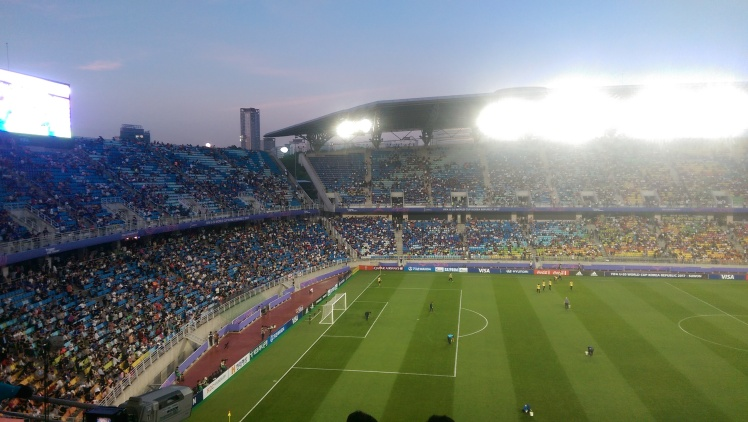 Suwon England World Cup